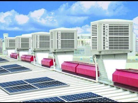 промышленные воздухоохладители