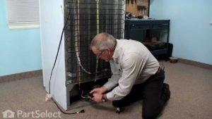 ремонт холодильного компрессора