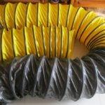 гофрированные воздухоотводы для вентиляции