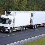 перевозка грузов в рефрижераторах