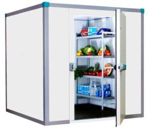 Холодильные камеры для хранения плодов