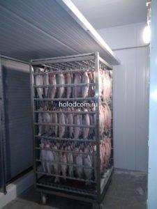 Холодильное оборудование для рыбоперерабатывающего завода