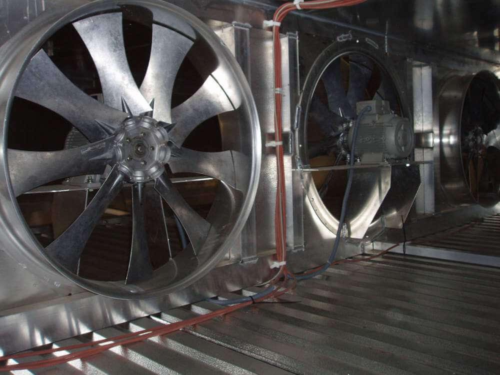 Особенности и рекомендации по выбору промышленного вентилятора